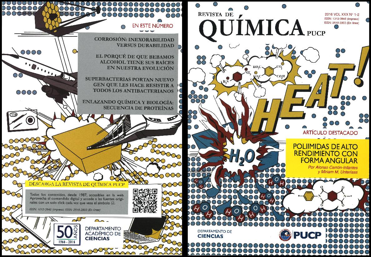 Revista Quimica - PUCP