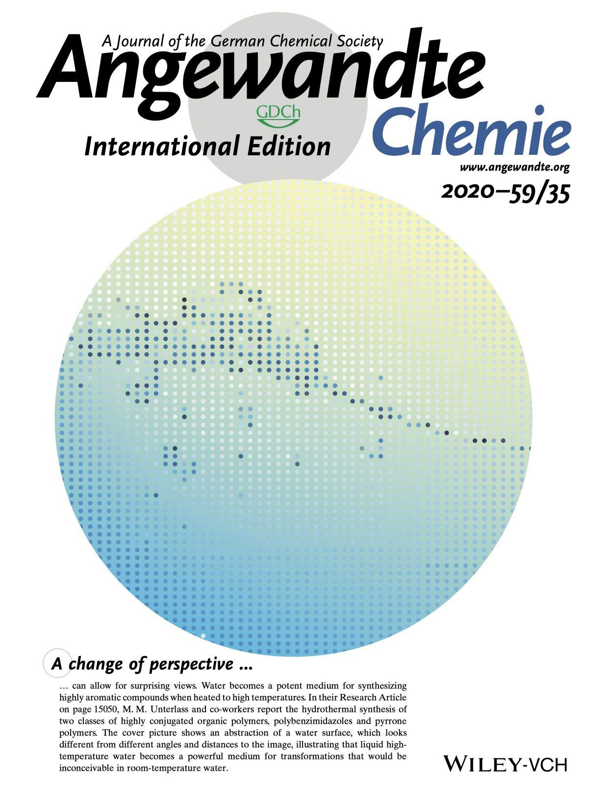 Angewandte Chemie International Edition